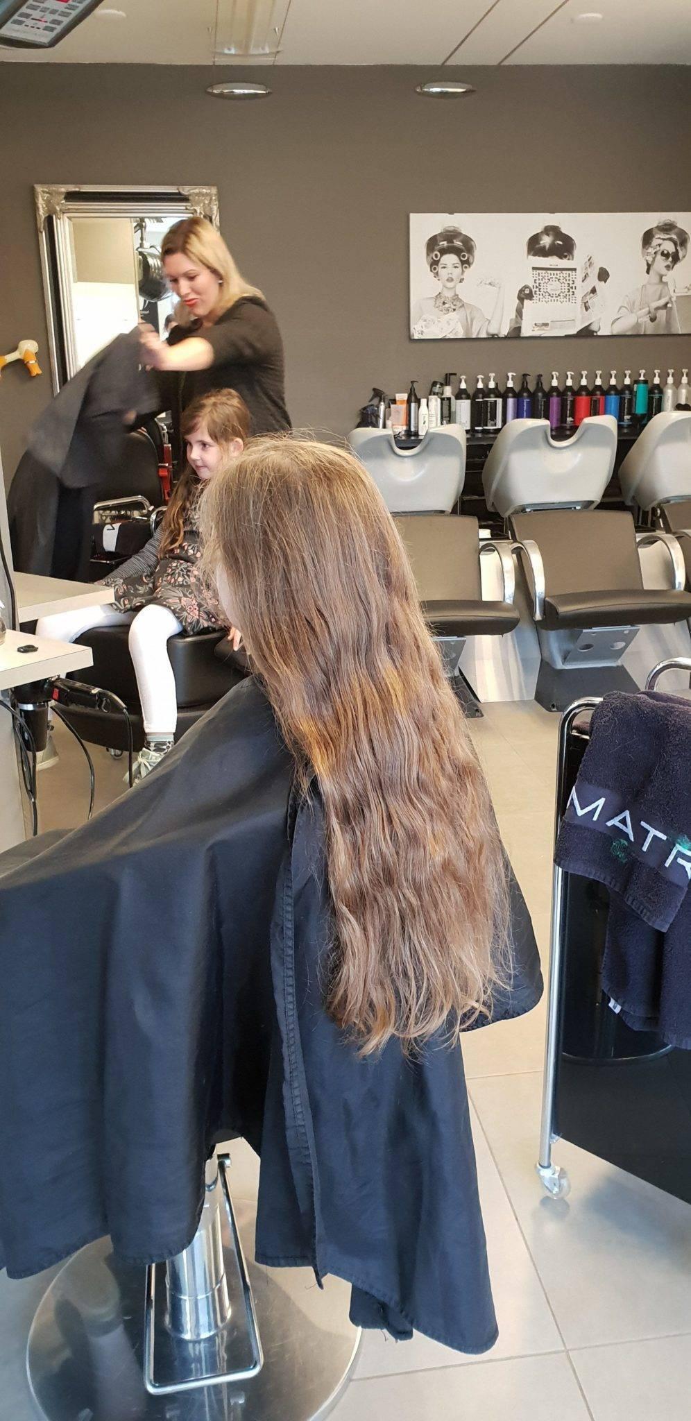 Verrassend Haar doneren en kachel aansluiten | de Grebbestee VJ-74